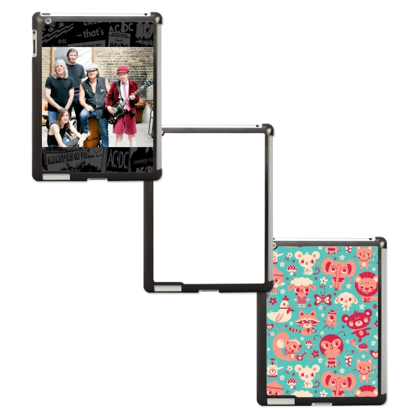 Promotional IPad 2 Case w/Sublimation Metal Insert