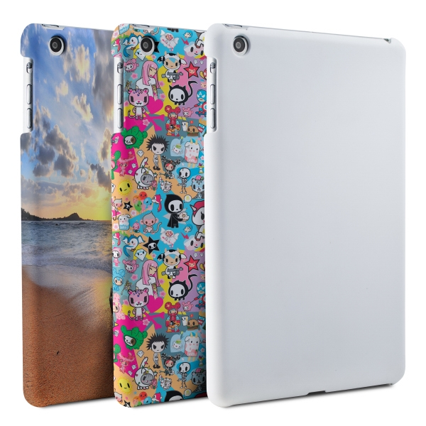 Imprinted IPad Mini Case w/Sublimation Metal Insert