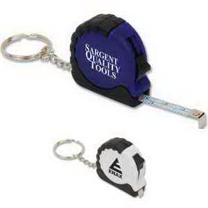 Key Tag Tape Measure