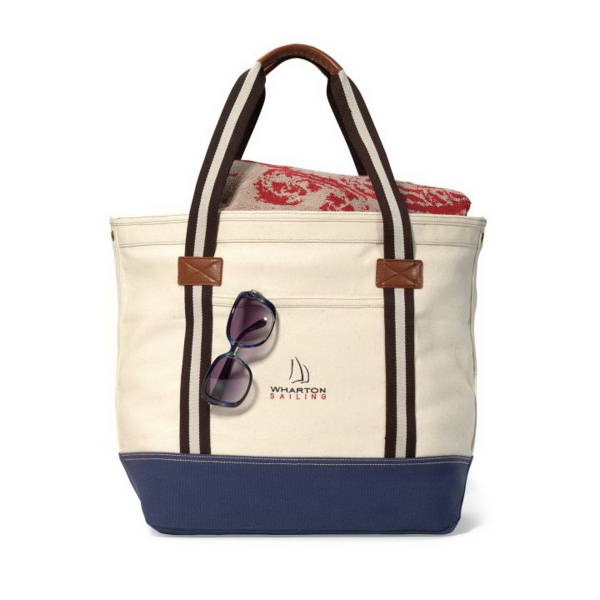 Heritage Supply (TM) Catalina Cotton Tote