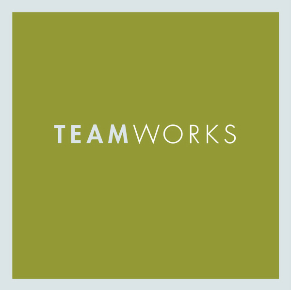 Customized Teamworks - A Gift of Inspiration Quotation Book