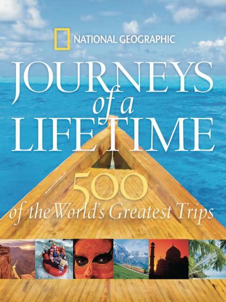 Promotional National Geographic: Journeys of a Lifetime