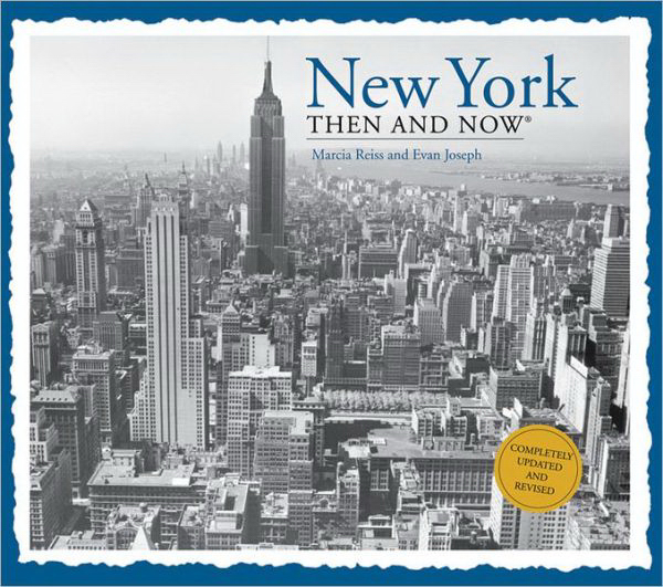 Printed Then and Now Series: New York (compact edition)