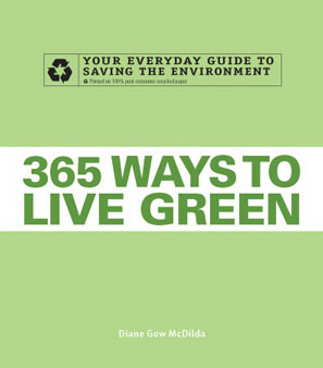 Customized 365 Ways to Live Green