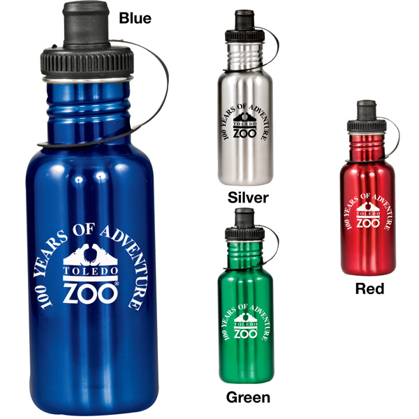 Promotional Adventure 20 oz Stainless Bottle