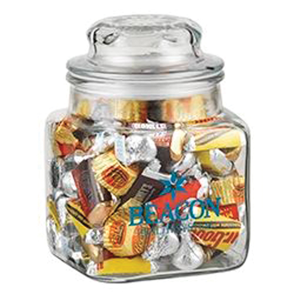 Hershey's (R) Everyday Mix in Apothecary Jar