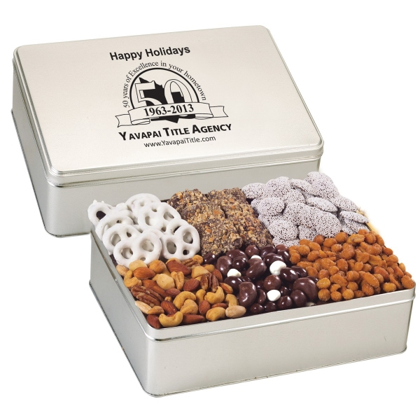 Luxury Sweet Sampler with Toffee, Non-Pareils and More