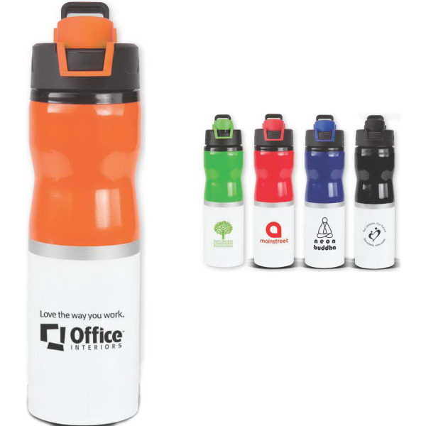 The Triathlon 25 oz Sports Bottle