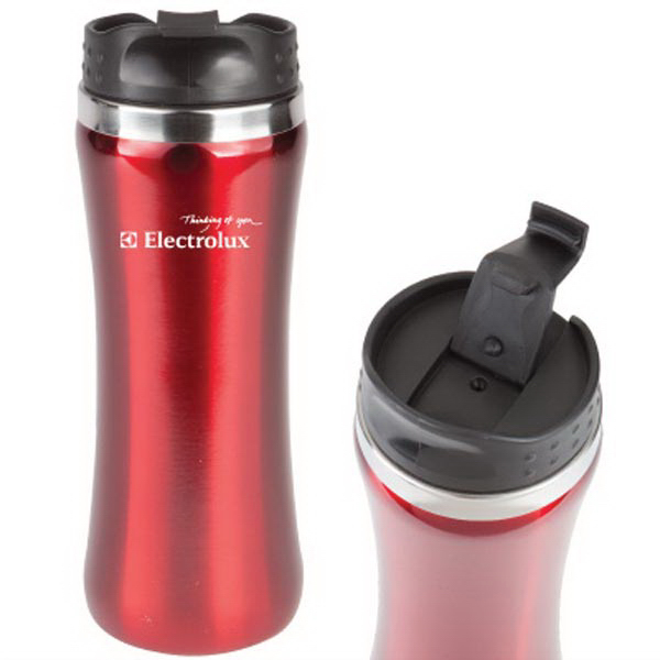 The Inverse 13 Oz Double Walled Stainless Steel Mug