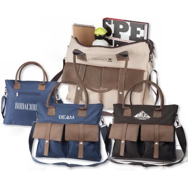 The Sahara Messenger Bag
