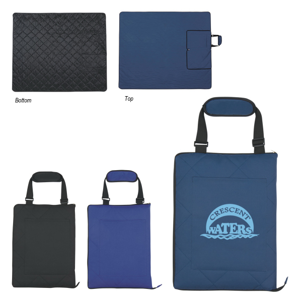 Outdoor Picnic Mat In Carrying Case