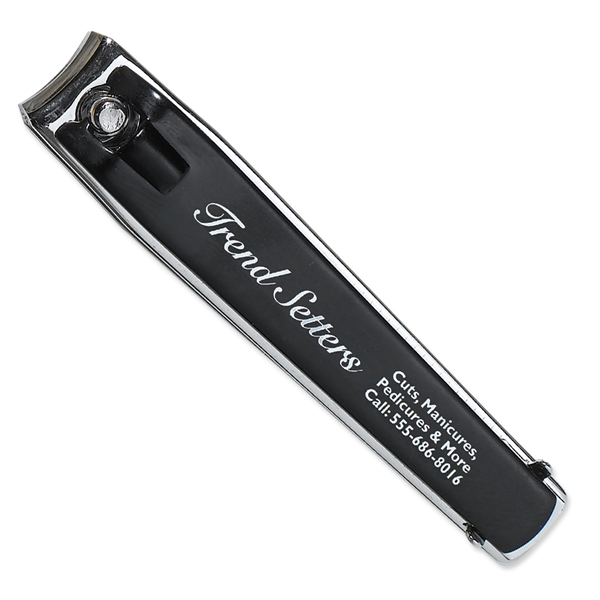 Black Ad Clipper