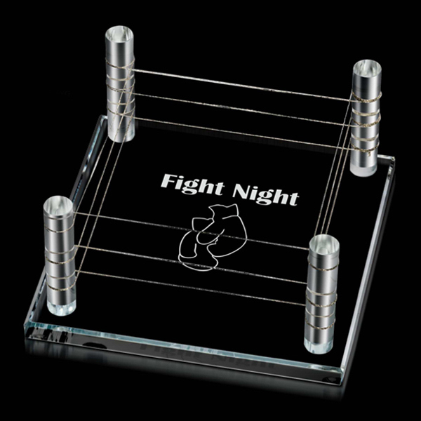 Personalized Boxing Ring