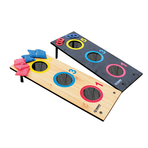 2-in-1 Tournament Bag Toss and Washer Toss