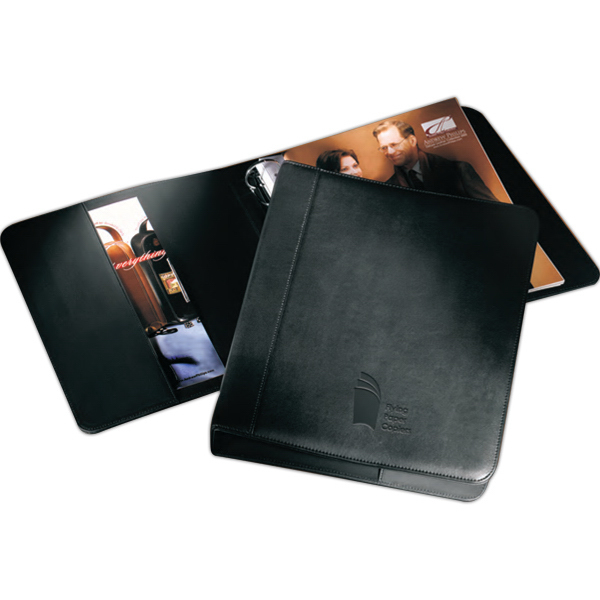 "Imprinted 1.5"" 3-Ring Binder"