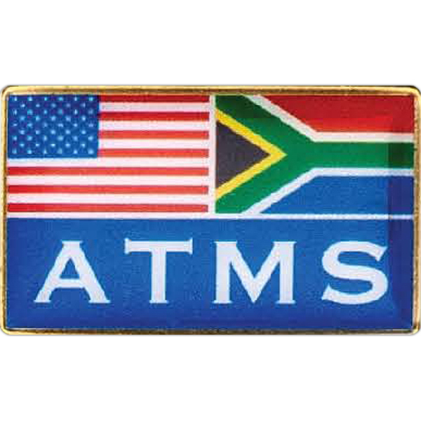 Promotional Full Color Metal Lapel Pins