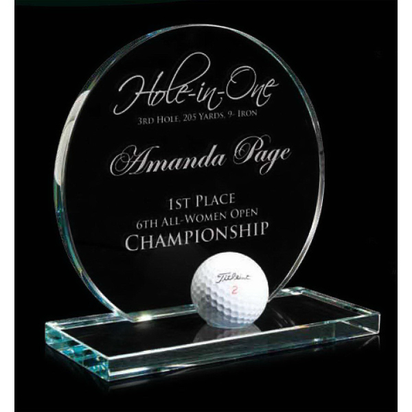 Jade Hole-In-One Award