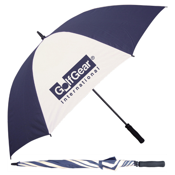 Fiberglass golf umbrella 60""