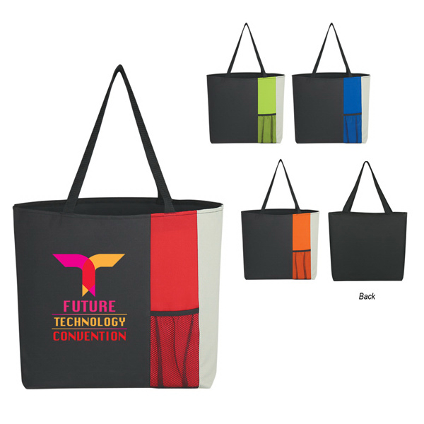 Personalized Axis Tote Bag
