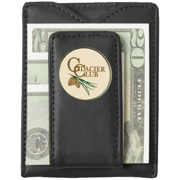 Easy View Magnetic Wallet