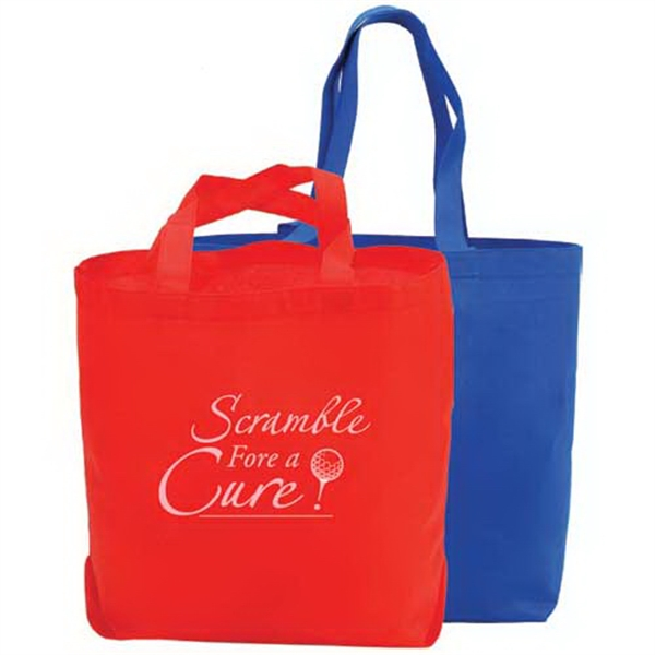 Personalized Non-Woven Tote Bag