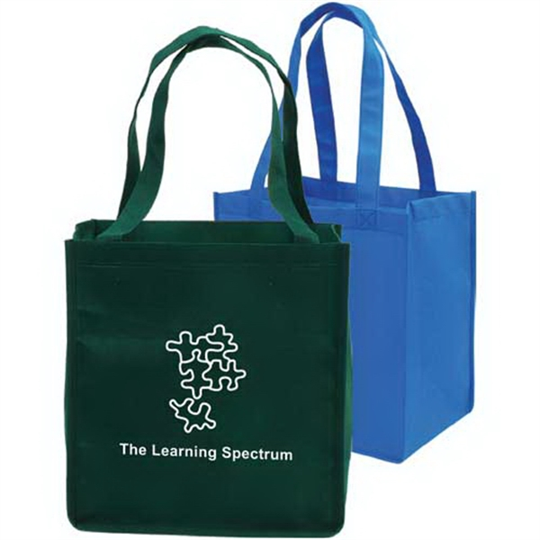 Personalized Shopping Tote