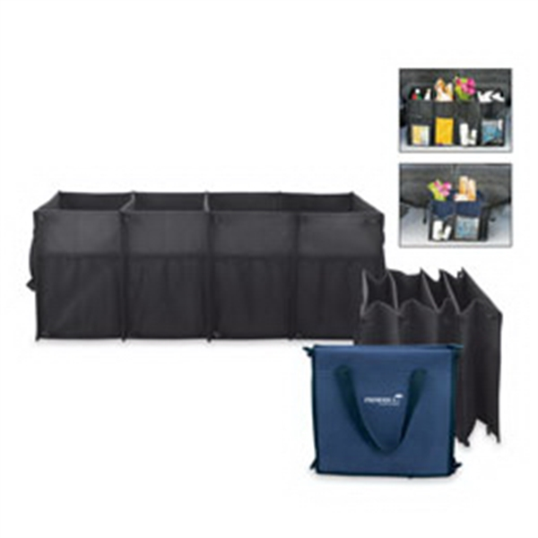 Imprinted All Purpose Car Trunk Organizer