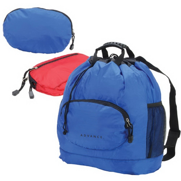 Promotional Foldable backpack