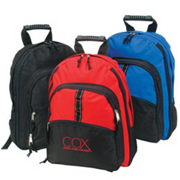Personalized Expandable Backpack
