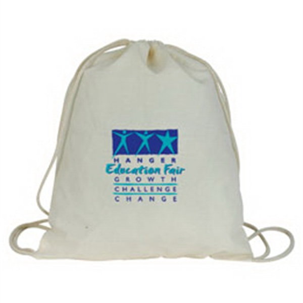 Promotional Value drawstring shoulder pack