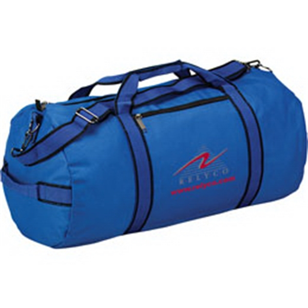 Personalized Polyester roll bag