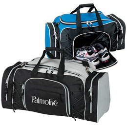 Promotional Jumbo polyester sports bag