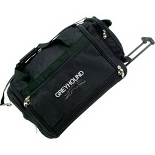 Promotional Polyester roller travel bag