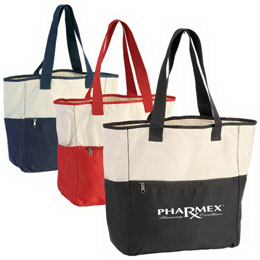 Customized Canvas Shopping Tote
