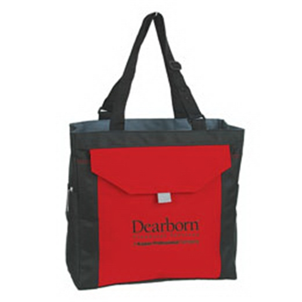 Custom Polyester Tote Bag