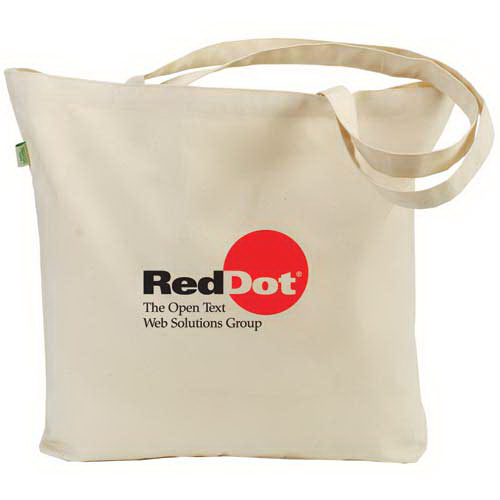 Promotional Organic Cotton Tote Bag