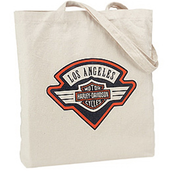 Custom Convention Tote Bag