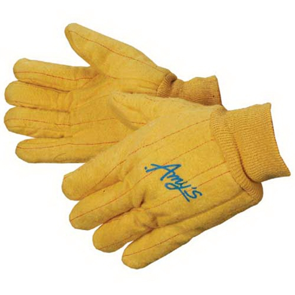 Custom Medium Weight Golden Chore Gloves