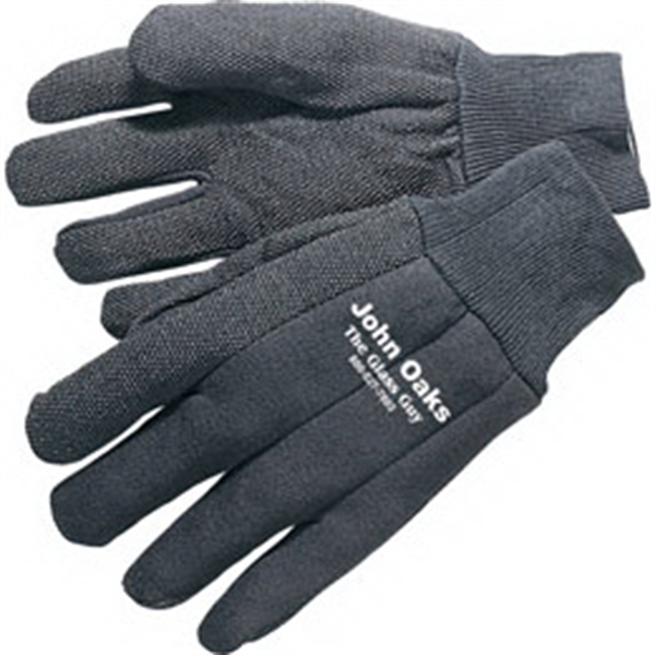 Personalized Heavy weight cotton work gloves