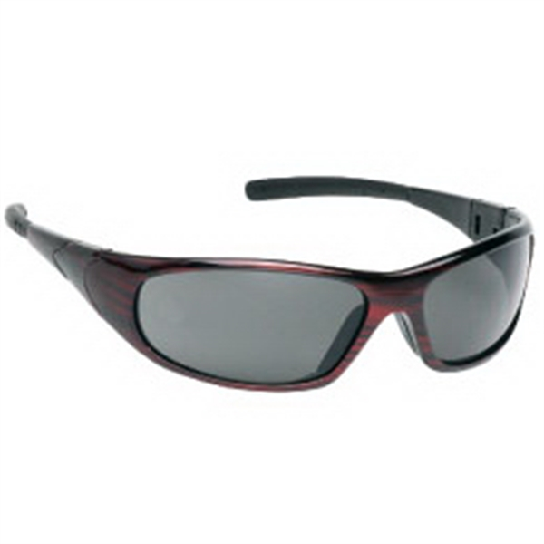 Imprinted Sports style safety glasses