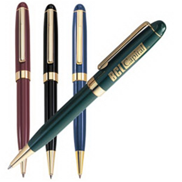 Promotional Twist action ballpoint pen