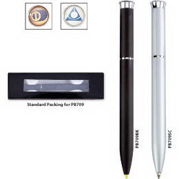 Customized Ballpoint pen / stylus in one