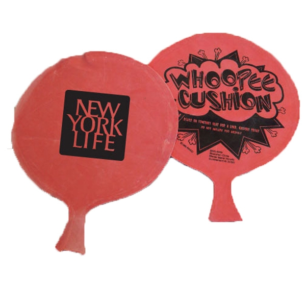 "Personalized 8"" Whoopie Cushion"