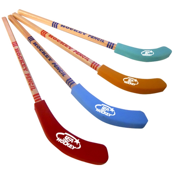 "Promotional 7"" Hockey Pencil"