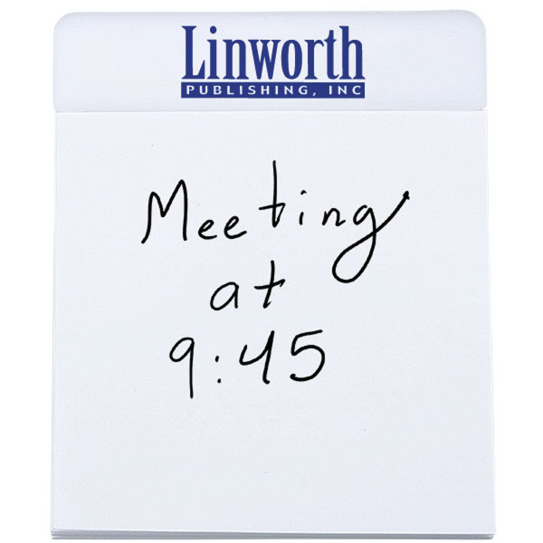 Personalized Econo Sticky Note Pad