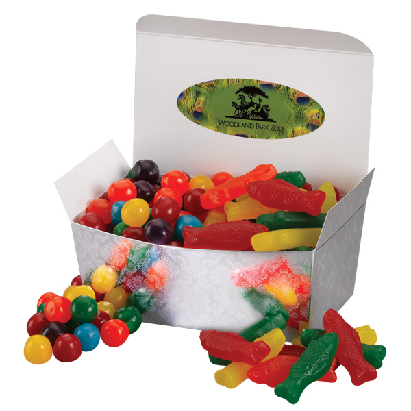 Promotional Sweet & Sour gift set in medium box