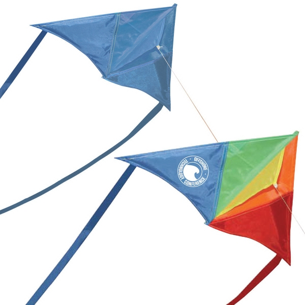 Imprinted Delta Dancer Kite