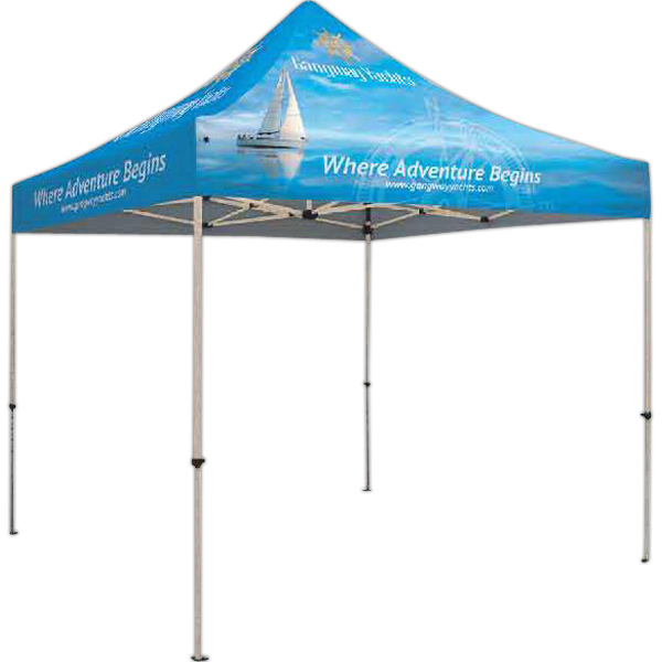 Imprinted Promotional Tent