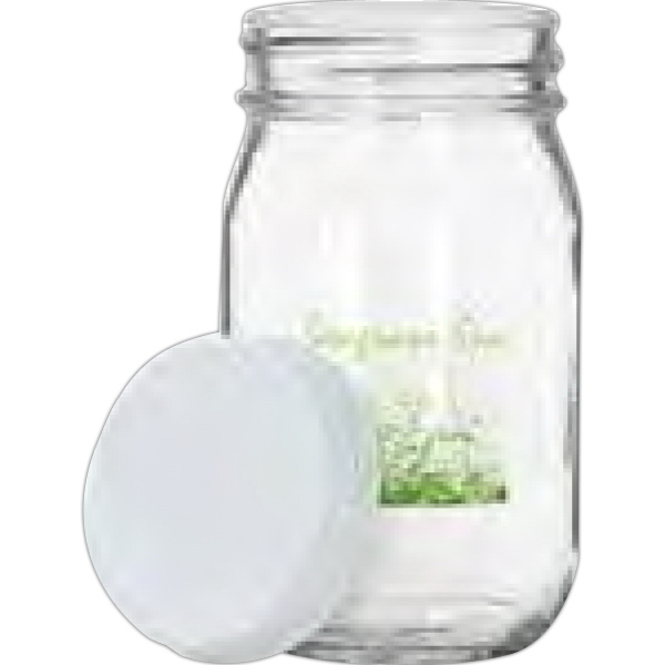 Imprinted 16 oz Ball Jar