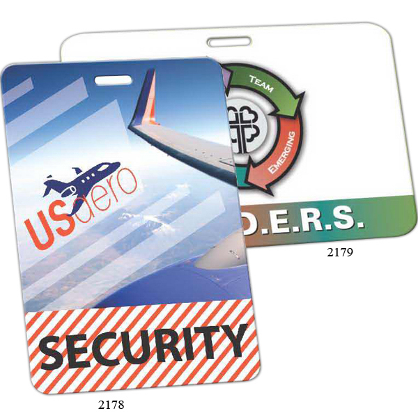 Personalized Lightweight & Durable Badge